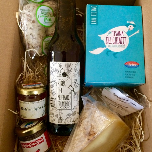 New year, new box! Our selection for January 2018...